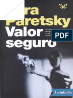 Valor seguro - Sara Paretsky.epub