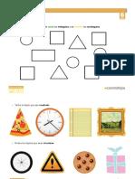 Fichas Geometria Figuras Planas