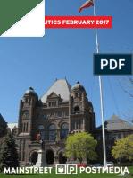 Mainstreet - Ontario February 2017