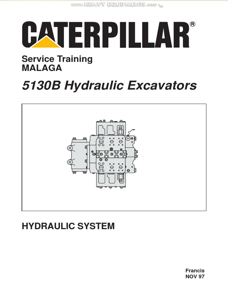Caterpillar Hydraulic Diagram - Wiring Diagram Center