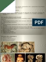 I - Arte Pré Histórica e Antiga