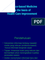 9. Evidence-Based Medicine as the Basis of Heal