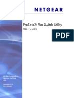 ProSafe Plus Switch Utility User Guide_21Dec2012