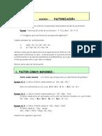 Curso de Algebra Quinto