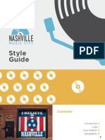 Nashville Style Guide