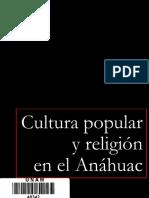 Cultura Popular y Religión en El Anahuac