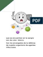 Glóbulos Blancos o Leucocito
