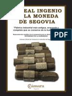 El Real Ingenio de La Moneda de Segovia