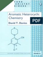 Aromatic Hetero Cyclic Chemistry[1]