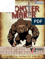 D&D 4e - Monster Maker