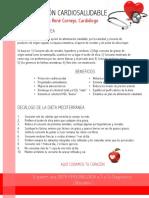 Nutrición Cardio Saludable - Dr. Cornejo
