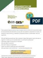 Conceptos y Definiciones Economicas