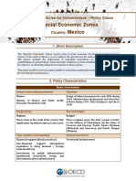 Mexico - Special Economic Zones