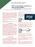Lab N7 MOSFET Analoga I