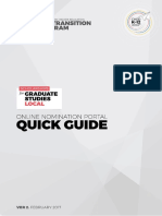 Sgs Quick Guide Online Nomination