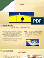 DIAPOSITIVAS ILUMINACIÓN EXPOSICION