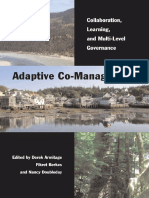 (Sustainability and the Environment) Derek Armitage, Fikret Berkes, Nancy Doubleday-Adaptive Co-Management_ Collaboration, Learning, And Multi-Level Governance-University of British Columbia Press (20