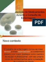 Prescrição de Medicamentos Durante a Consulta de Enfermagem