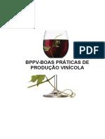 Manual  Boa Práticas de Produção Vinícola.