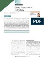 Latex Hypersensitivity