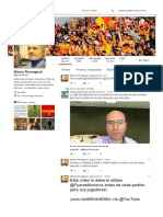 Twitter Atletico Oro Morelia