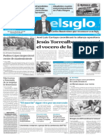 Edición Impresa Elsiglo 18-02-2017