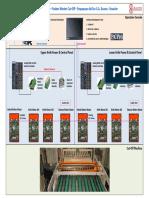 System Architecture – Fosber Master Cut‐Off ‐ Esursa ‐ Ecuador