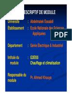 Fiche Technique Du Module G3EI55