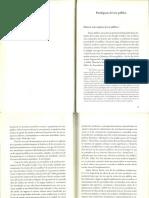 Ignacio Szmulewicz - Paradigmas Del Arte Publico