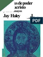 Jay Haley Las Tacticas de Poder de Jesucristo