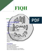 FIQH by Imam Ahmed Raza Academy South Africa