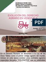 Presentación Derecho Agrario Yoheve Meléndez