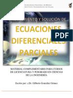 Matemáticas EDP Gilo