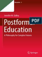 Postformal Education