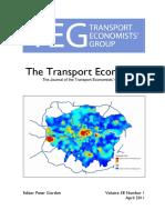 Transport Economist 38-1