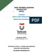 RPS CSG2D3 Basis Data Relasional v2 20 Agustus 2015