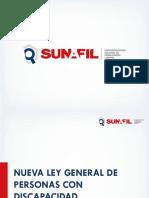 Nueva Ley Genera Personas Discapacidad Jorge Guevara