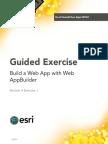 Section4Exercise1-BuildAWebAppWithWebAppBuilder