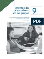 Cap 9 Libro Comportamientoorganizacional15edirobbins