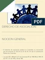 4 DERECHO DE ASOCIACIÓN