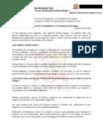 10. Resumen - Aportaciones de La Sociolingüística a La Enseñanza de La Lengua