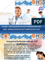 HospitalSoftwareShop - Software for infertility specialists