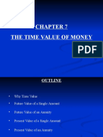 Chapter7 the Time Value of Money