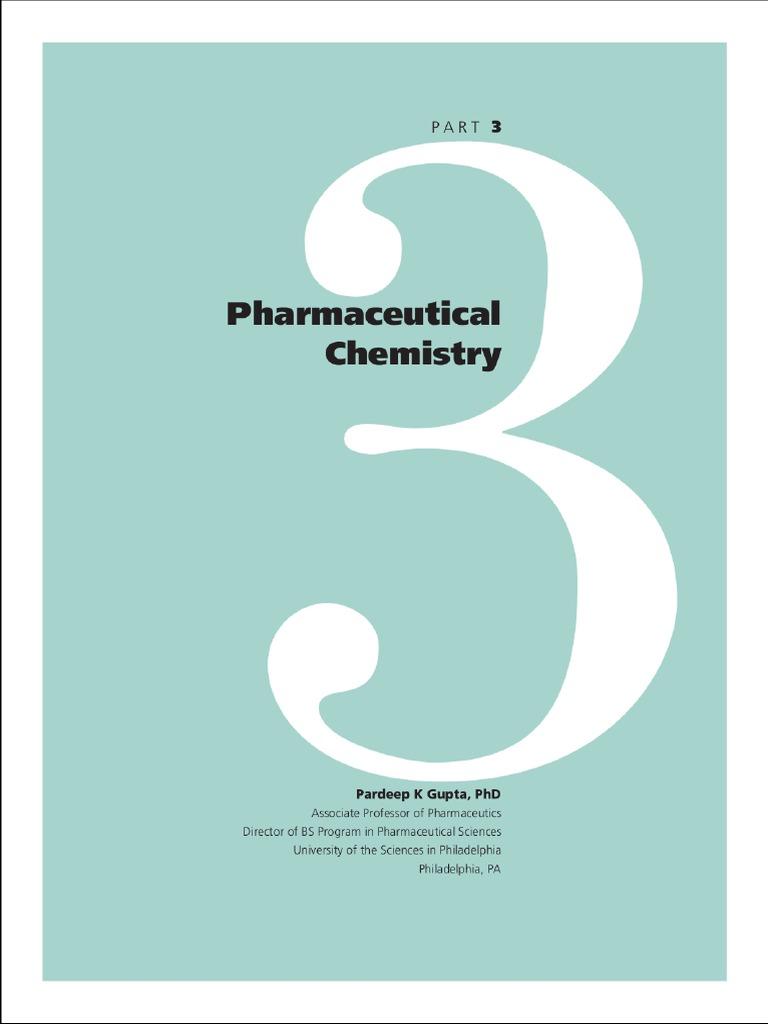 3. Pharmaceutical Chemistry | Ion | Chemical Bond