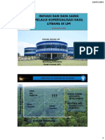 Inovasi Dan Daya Saing -Pusat Inovasi LIPI