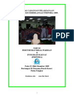 Contoh Kertas Cadangan Pelaksanaan Seminar Kecemerlangan Muslimah Sejati Tahun 2007