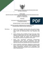 Permeneg PP&PA No.13 Thn 2010 - Juknis K-K Layak Anak Di D-K