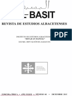 Al Basit Revista de Estudios Albacetenses 12 2015 n.º 60