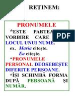 PRONUMELE.doc