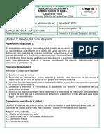 Organizador Didactico Del Aprendizaje u3